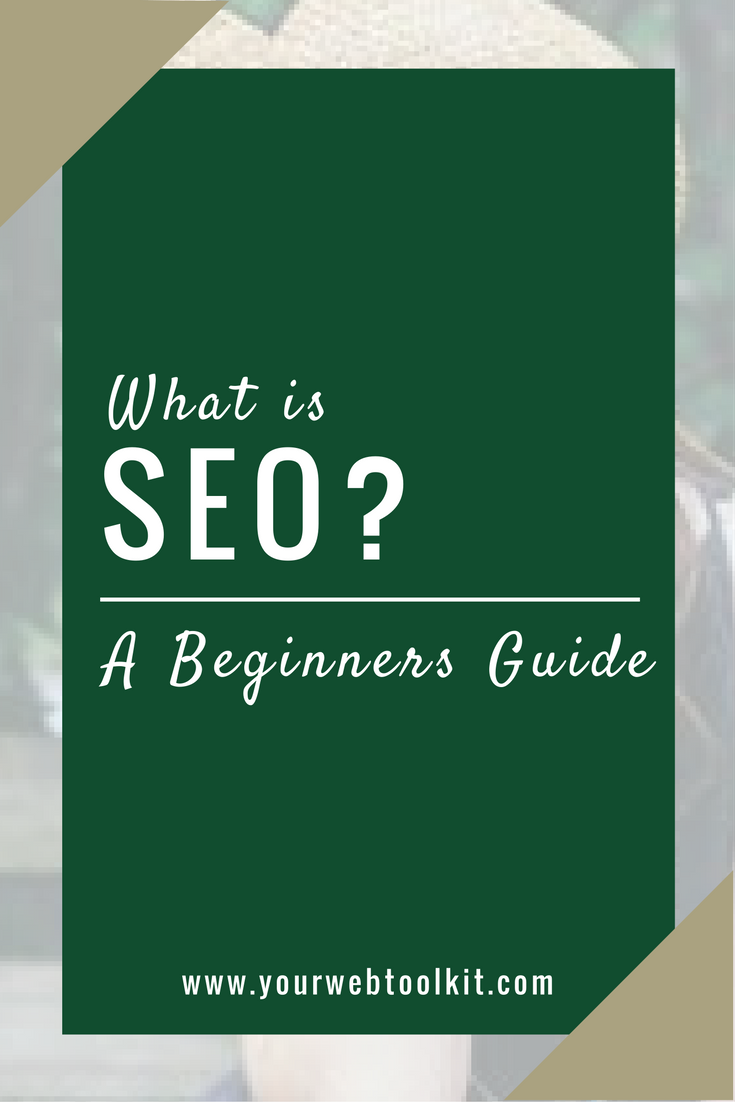 What is SEO? ** INCLUDES FREE CHECKLIST ** This beginner's guide to SEO breaks down the main SEO strategies you need to be aware of to get Google loving all over your website.