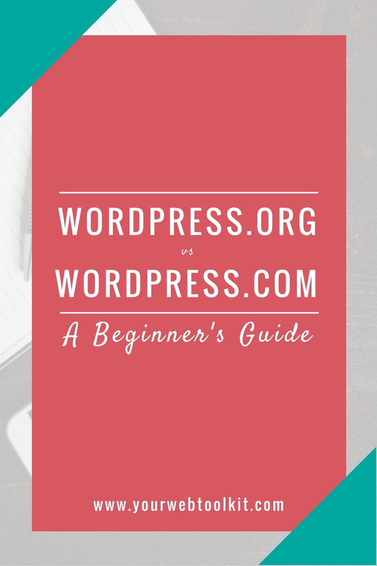 A Beginner U0026 39 S Guide To Wordpress Org Vs Wordpress Com