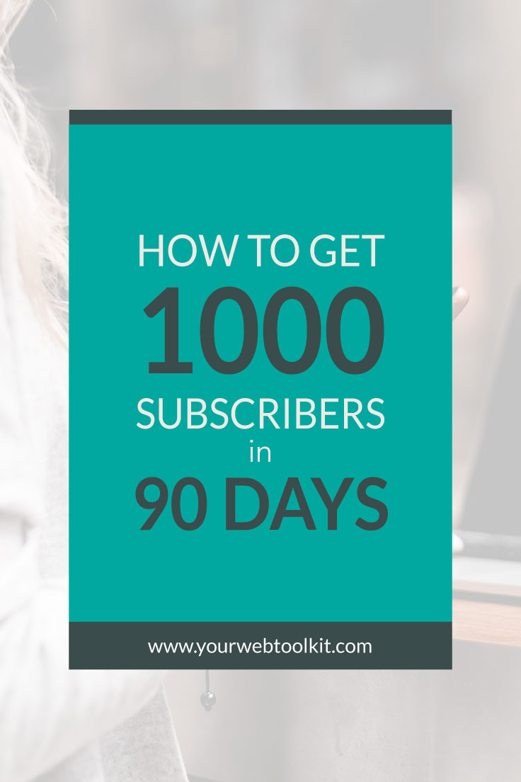 how to get 1000 subscribers on youtube in a day