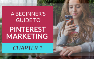 A BEGINNER'S GUIDE TO PINTEREST MARKETING
