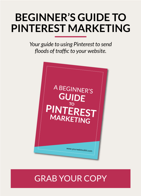 Beginners Guide to Pinterest Marketing