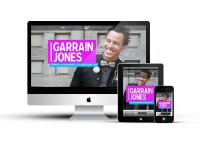 Garrain Jones