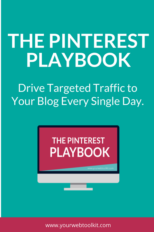 Pinterest Playbook course